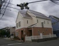 北区M邸屋根・外壁塗装工事