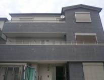 岡崎市M邸外壁デザイン塗装工事