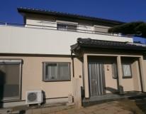 津島市/Y様邸外壁塗装工事